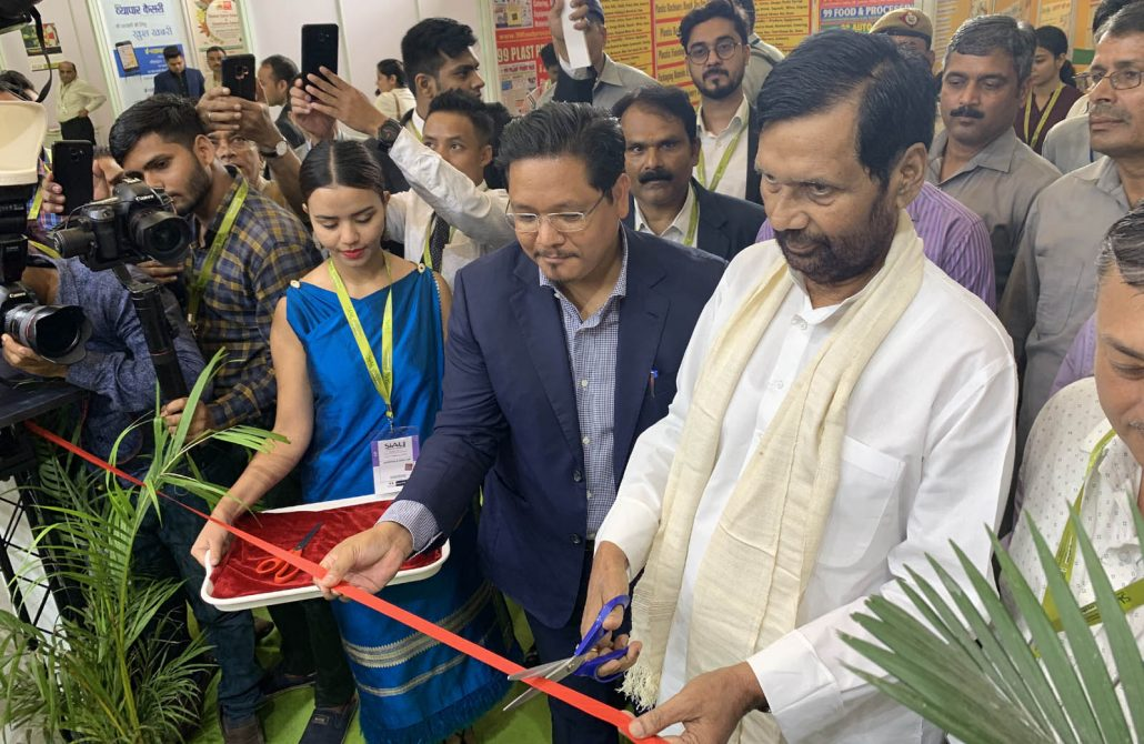 Paswan inaugurates Meghalaya Pavilion at SIAL India food show 1