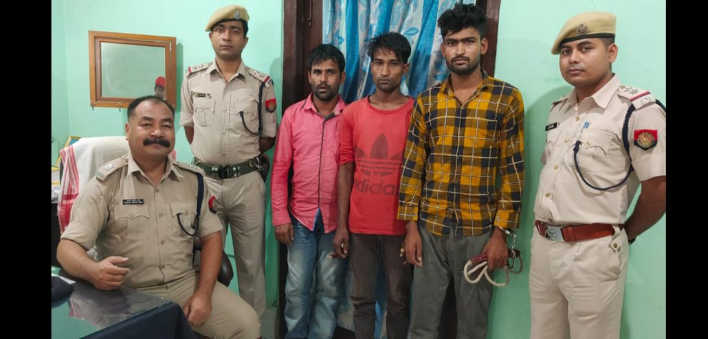 Assam: Police seize heroin, arrest robbers in Lakhimpur 2
