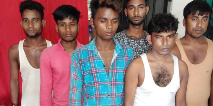 Kidnappers in Goalpara