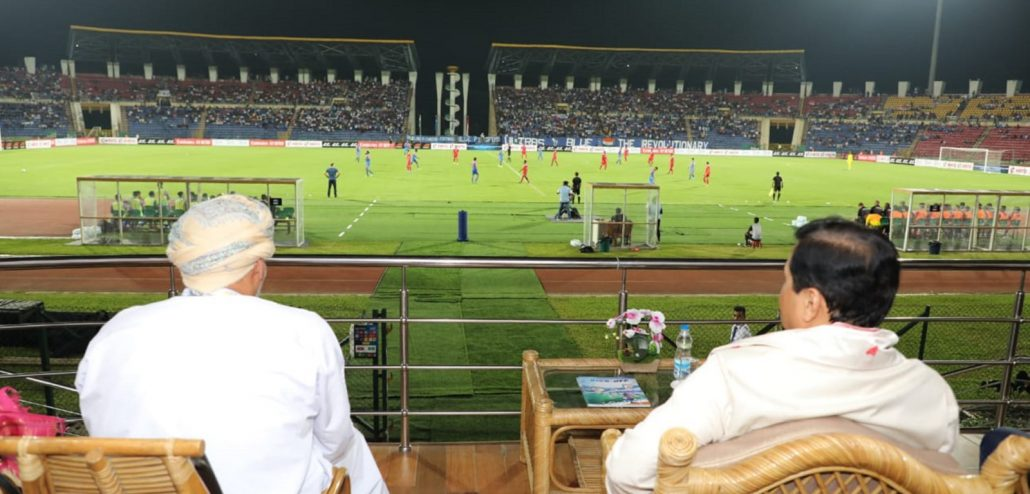 Oman defeat India 2-1 in World Cup 2022 qualifier at Guwahati 1