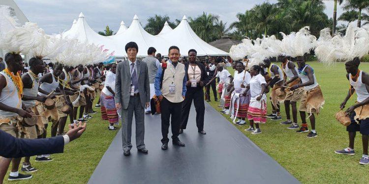 Arunachal Assembly delegation