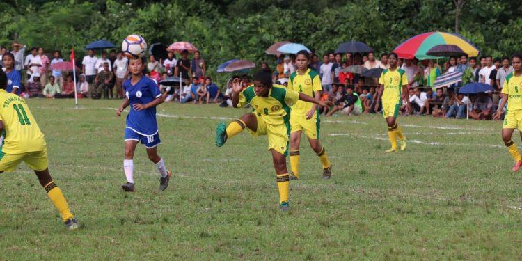 Arunachal women players