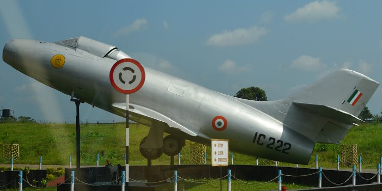 Toofani fighter jet