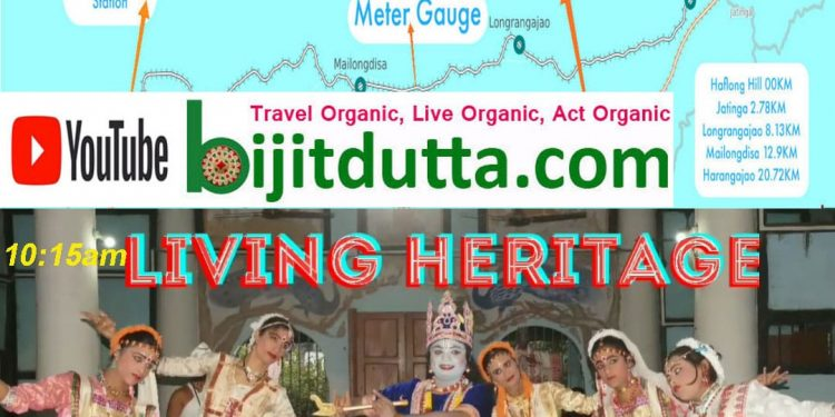 Jorhat travel blogger's glimpses into Assam's heritage sites on YouTube 1