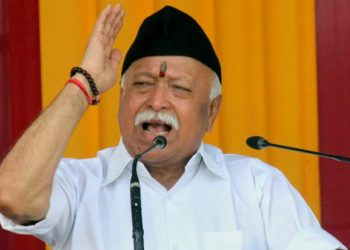 RSS chief Mohan Bhagwat (file image)