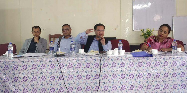 Meghalaya CEO FR Kharkongor