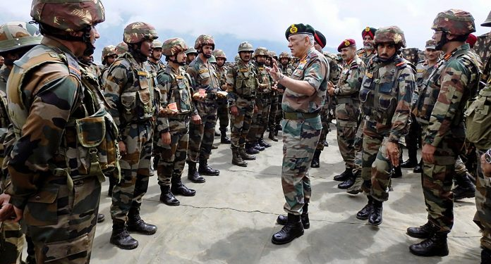 Operation Himvijay will be a test of the newly formed Integrated Battle Groups' raised under the stewardship of army chief general Bipin Rawat