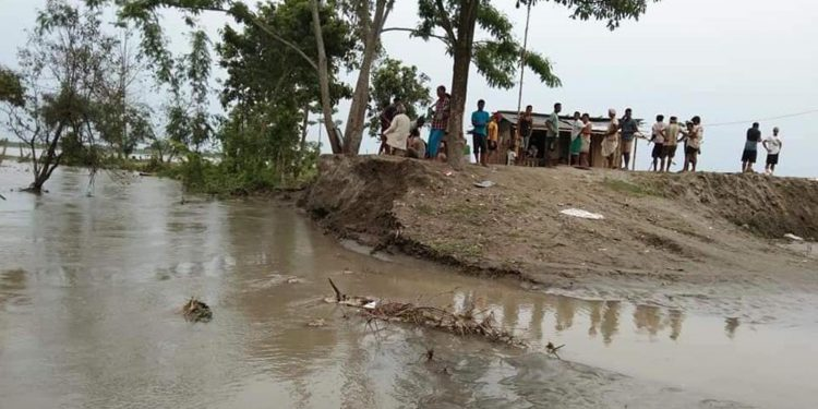 Flood in Dhemaji