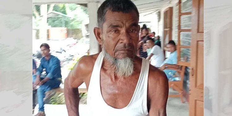 Rapist Dulaluddin Sheikh