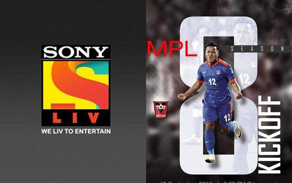SonyLIV begins telecast of Mizoram Premier League 1