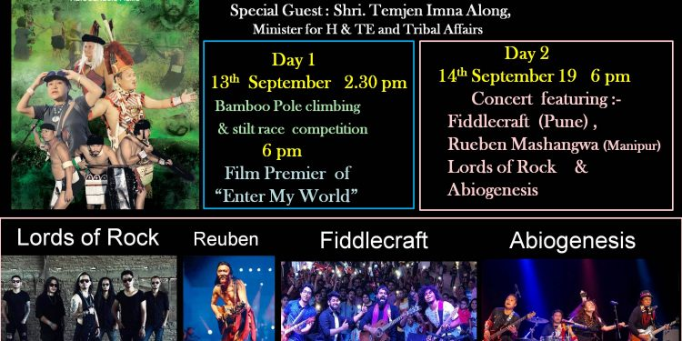 Nagaland to host festival of music, films, culture and indigenous games 1