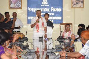 Assam: Poshan Rath flagged off in Sivasagar 1