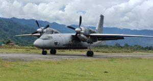 Arunachal: IAF's AN 32 lands in Vijaynagar ALG 2