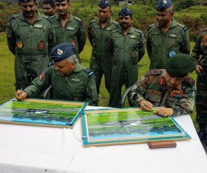Arunachal: IAF's AN 32 lands in Vijaynagar ALG 1