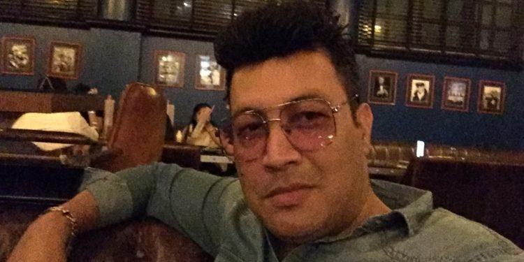 File image of Arunjit Borah. Image courtesy: Facebook