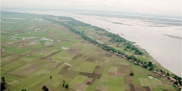 Tackling the monster called bank erosion in Brahmaputra valley 1