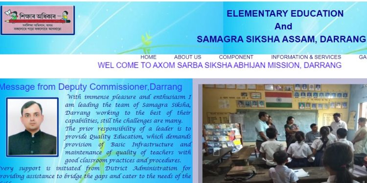 Assam: Web portal launched in Darrang 1
