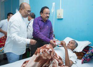 NE witnessed phenomenal progress under Modi: Dr Harsh Vardhan 3