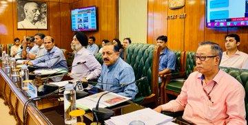 DoNER minister Dr Jitendra Singh. Twitter @DrJitendraSingh