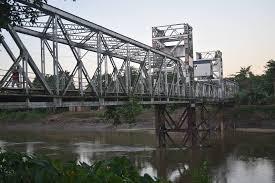File image of old Dikhow bridge. Image courtesy: Facebook