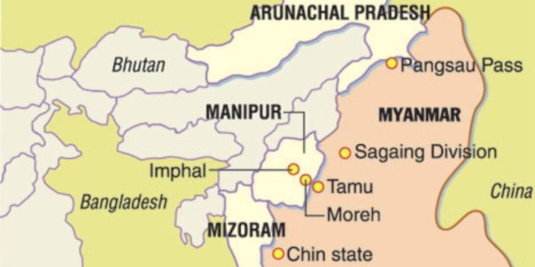 Indo-Myanmar border inspection on the cards 1