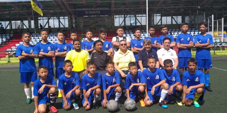 Sikkim U-14 soccer team roaring to rock Jharkhand at national tourney 1