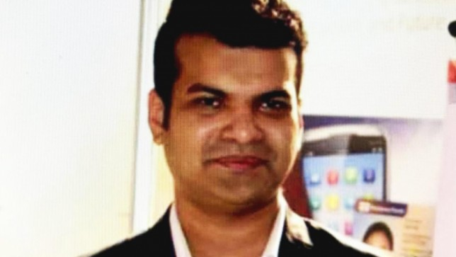Research scholar Md Firoz-Ul-Amin Real