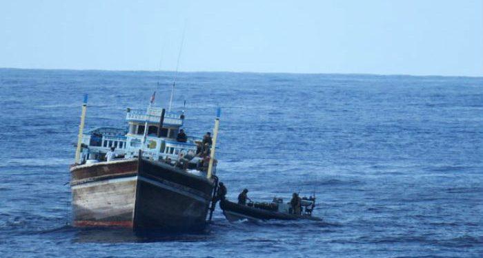 6 Myanmarese nationals held, 1 tonne ketamine seized 1
