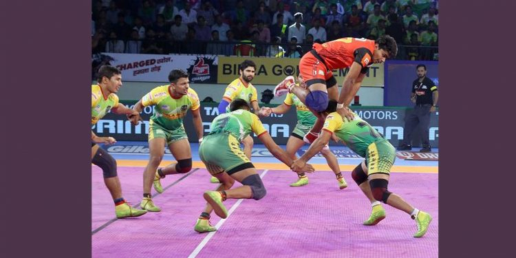 India to bat for inclusion of Kabaddi in Paris Olympics 1