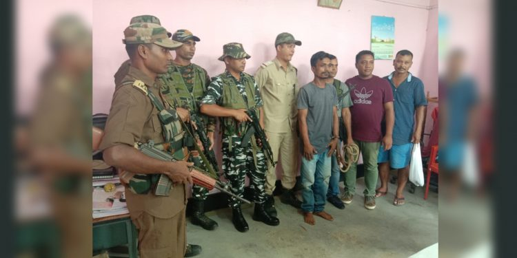 Assam: One DNLA and two UPLA cadres apprehended
