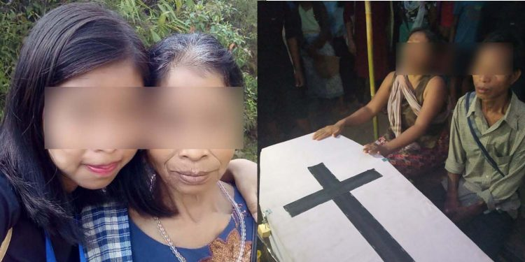 rape and murder in Cachar