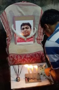 Assam scribe passes away 1