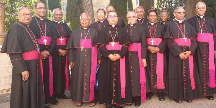 Archbishop Dominic Jala