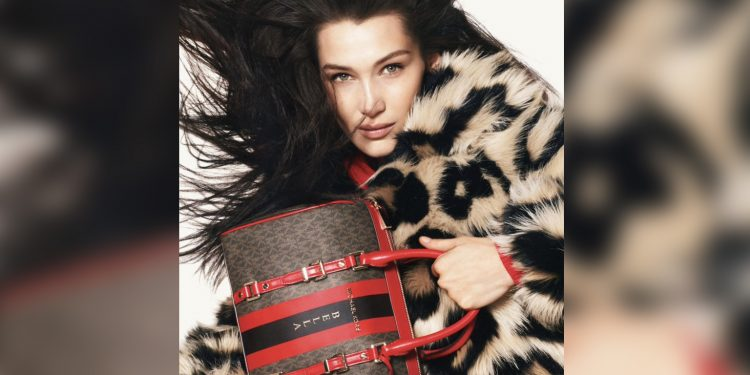 Supermodel Bella Hadid