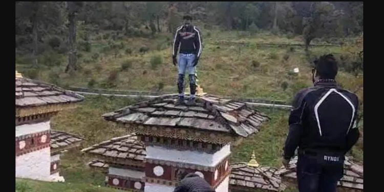 Indian tourist detained in Bhutan