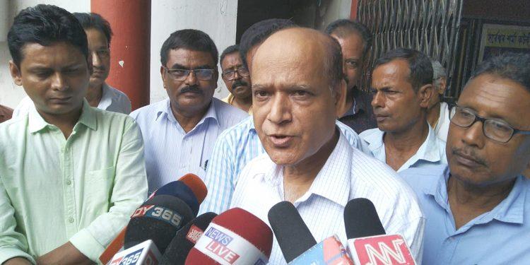 Assam DGP Kuladhar Saikia