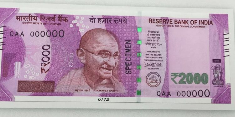 Rs 2,000 notes to disappear from Indian market? 1