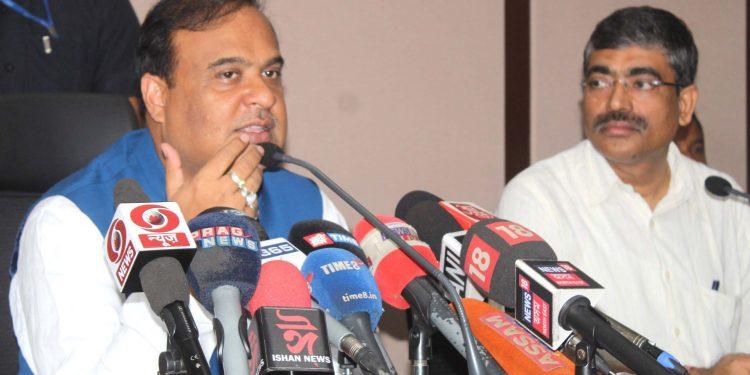 Assam health minister Himanta Biswa Sarma (File image)