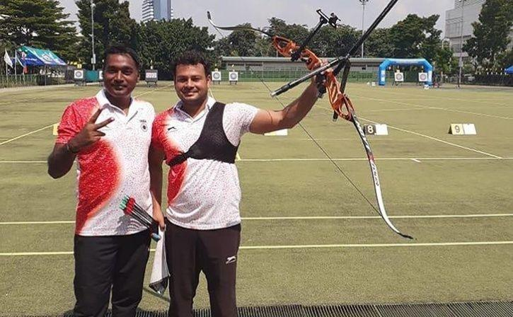 Kiren Rijiju lauds para-archer Vivek Chikara for winning gold 1