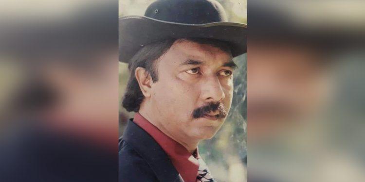 Late actor Dilip Ranjan Dutta