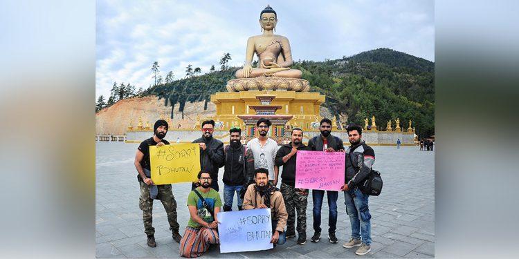 Bhutan detains Indian tourist