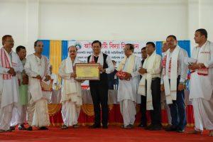 Assam CM inaugurates Auniati Vidya Niketan in Dibrugarh 1