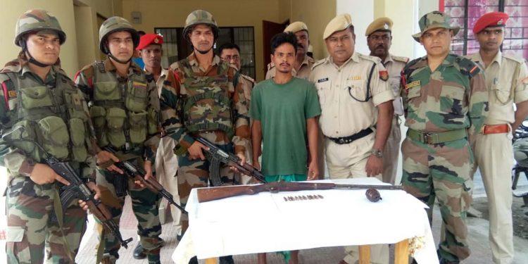 NDFB(S) rebel Raju Brahma