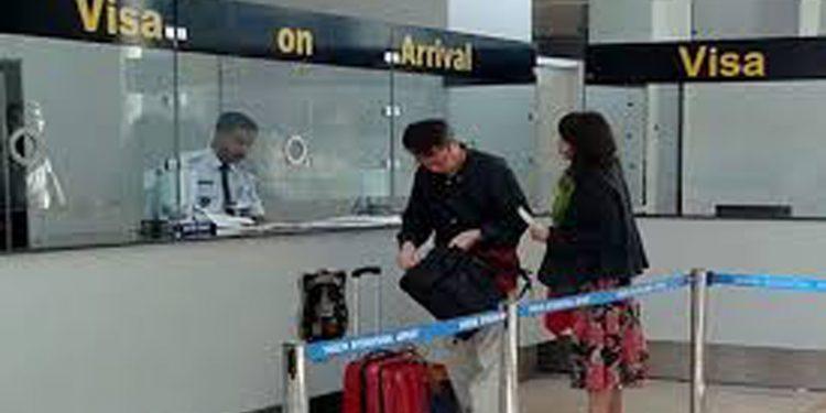 Visa-on-arrival in Myanmar