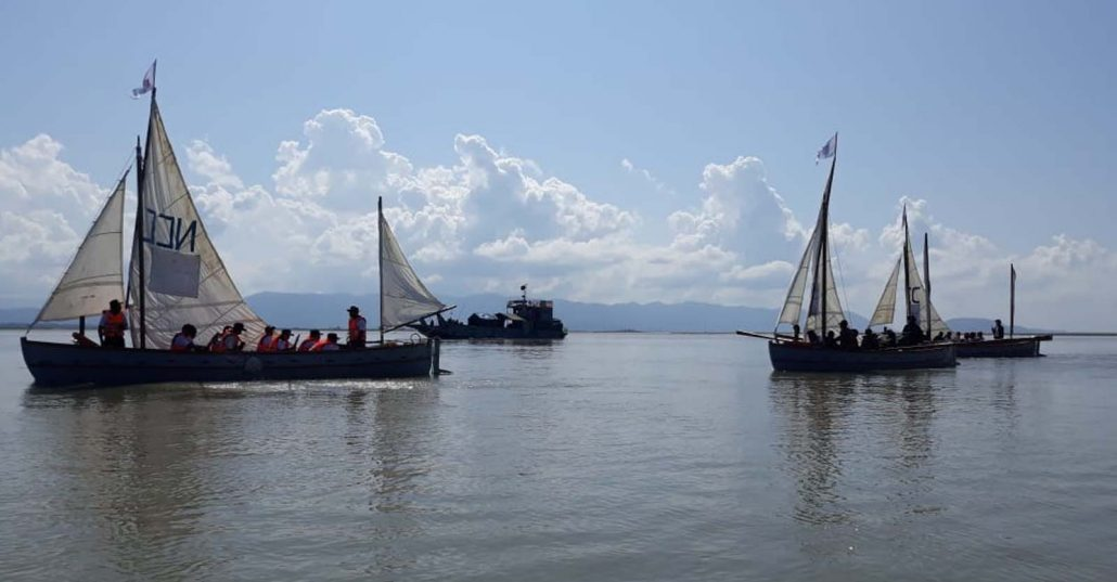 NCC's 10-day sailing expedition on river Brahmaputra flagged off 3