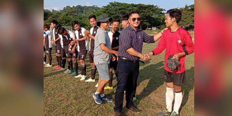 RGU soccer league