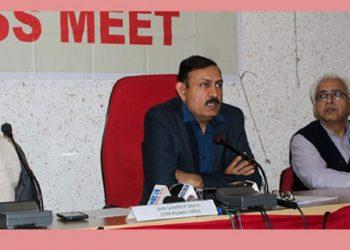BSNL CGM Sandeep Govil