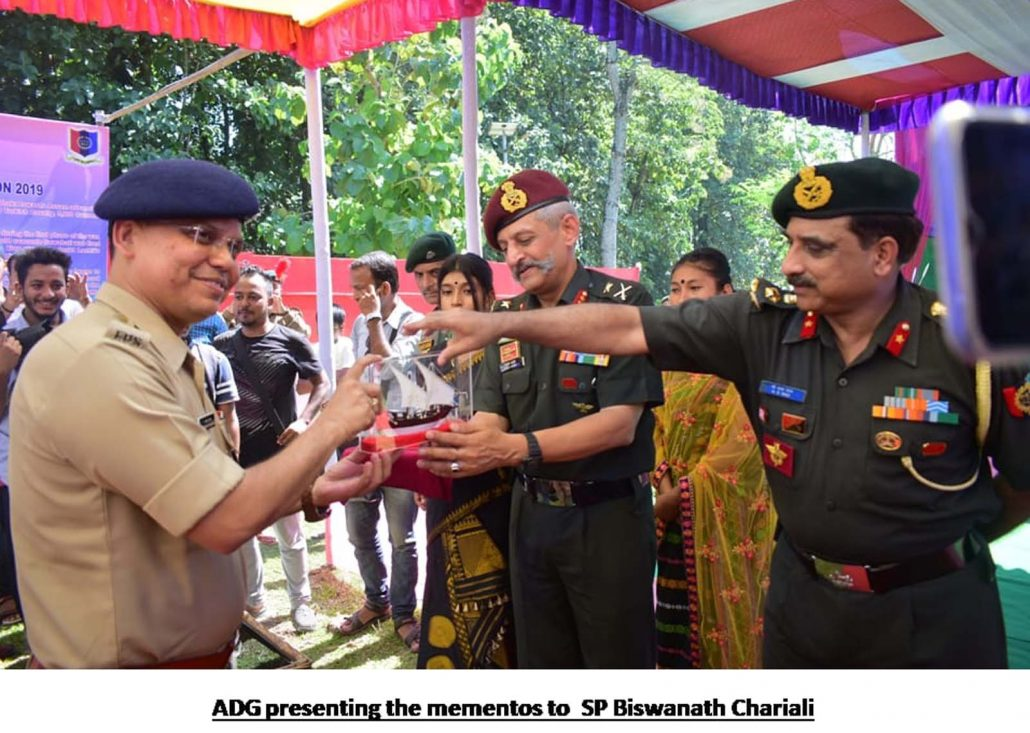 NCC's 10-day sailing expedition on river Brahmaputra flagged off 1