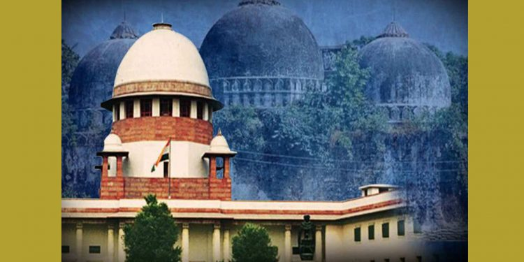 Questions not asked to Hindus: Muslim petitioners during SC Ayodhya hearing 1