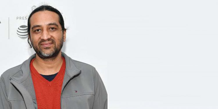 Film director Bhaskar Hazarika